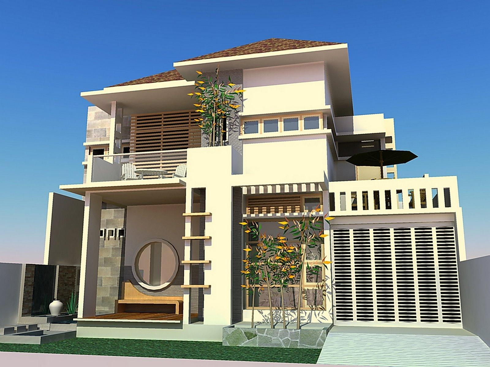 Desain Rumah Minimalis Yang Terbaru