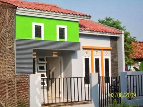 Warna cat rumah yang bagus menurut Islam  Rumah  Minimalis